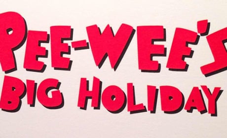 Pee-Wee's Big Holiday Logo