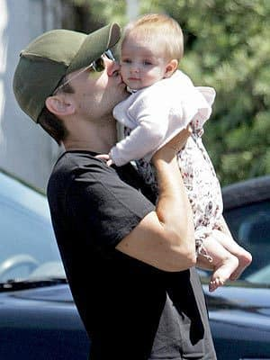 Tobey Maguire, Daughter