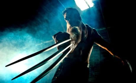 Hugh Jackman is Wolverine