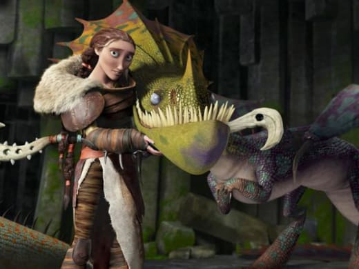 How to Train Your Dragon 2 Cate Blanchett