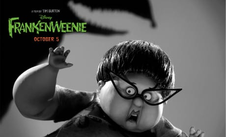 Bob's Mom Frankenweenie Wallpaper