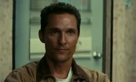 Interstellar Matthew McConaughey Photo