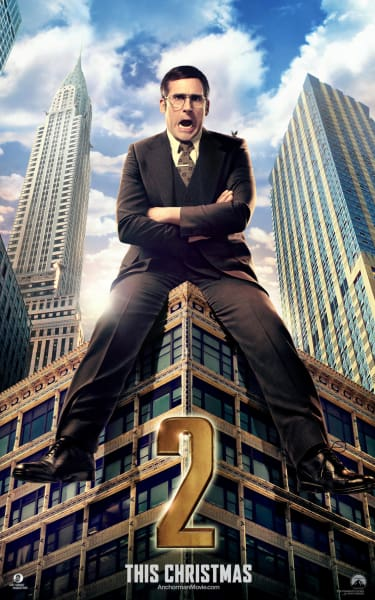Anchorman 2 Brick Poster