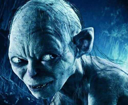 Gollum from Return of the King
