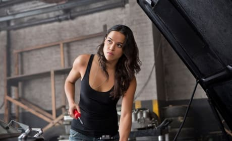 Fast and Furious 6 Still Stars Michelle Rodriguez
