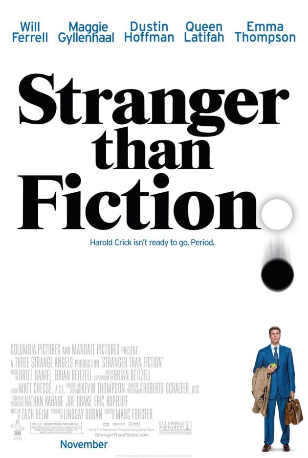 Stranger Than Fiction Photo