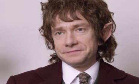 The Hobbit Meets The Office: Watch SNL Skit Now!
