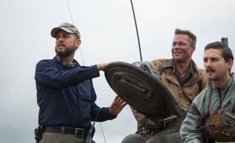 Fury Director David Ayer