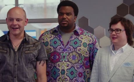 Hot Tub Time Machine 2 Rob Corddry Craig Robinson Clark Duke
