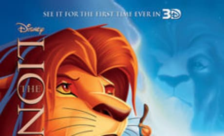 The Lion King 3D Poster