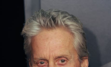 Michael Douglas Says Cancer Is Gone!