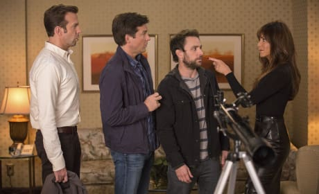 Horrible Bosses 2 Chris Pine Charlie Day Jason Sudeikis Jason Bateman