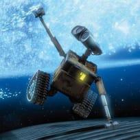 WALL-E Hangs Out