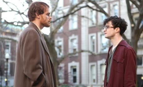 Kill Your Darlings Daniel Radcliffe Michael C. Hall