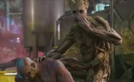 Guardians of the Galaxy Trailer: Meet Groot!