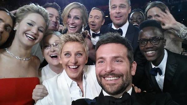 Ellen's Ultimate Selfie