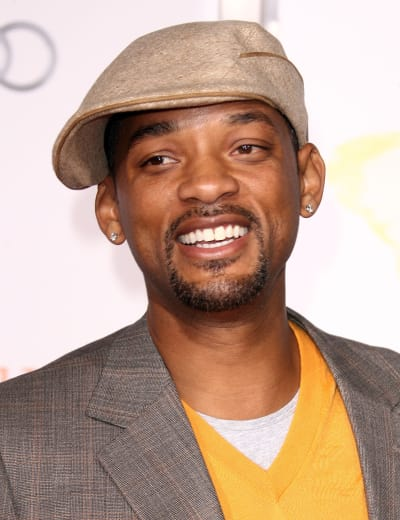 Will Smith Photograph