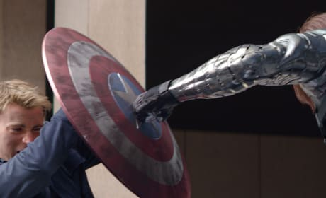 11 Best Captain America The Winter Soldier Quotes: It's Time!