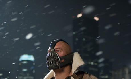 The Dark Knight Rises Still: Bane 2