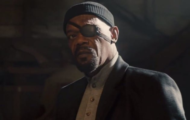 Nick Fury Is Not Gone!