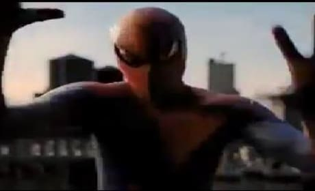 Amazing Spider-Man Trailer: International Version Rivets