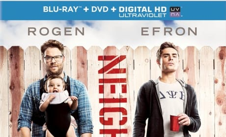 Neighbors DVD Review: Funny Frat vs. Family Flick Comes Home
