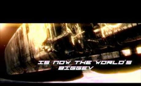 Halo Movie Trailer