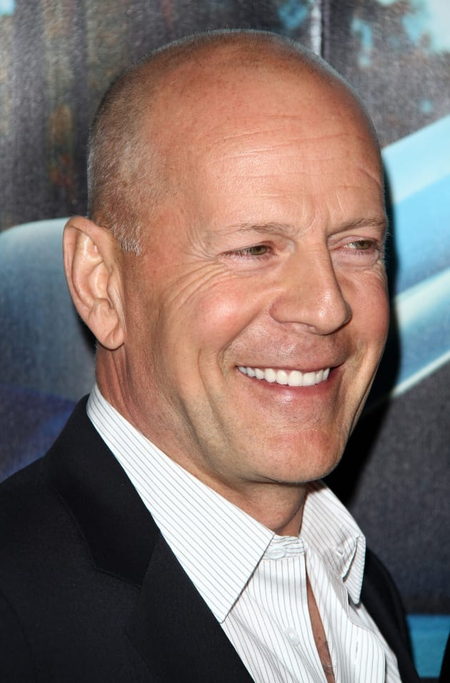 Bruce Willis Photograph