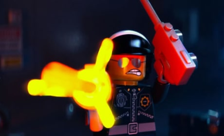 The LEGO Movie Liam Neeson