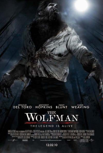 International Wolfman Poster