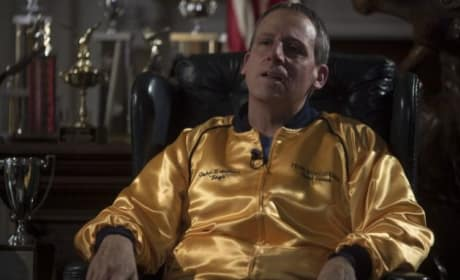 Steve Carell Foxcatcher Photo