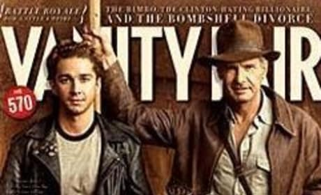 Indiana Jones and the Kingdom of the Crystal Skull Stars Grace Vanity Fair
