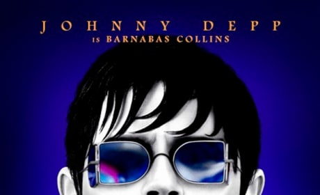 Dark Shadows: Character Posters Go Colorful