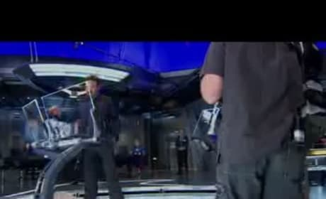 The Avengers Blu-Ray Special Feature Clip: Leader of the Band