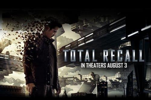 Total Recall International Banner