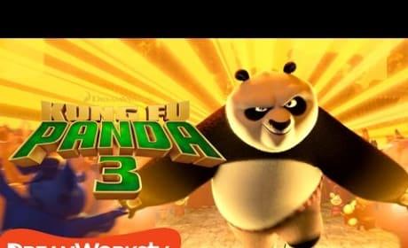 Kung Fu Panda 3 Trailer #3