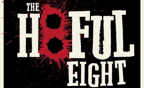 The Hateful Eight Logo