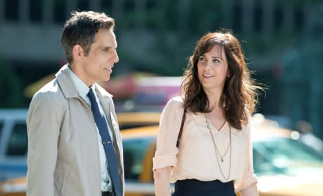 The Secret Life of Walter Mitty Photos: Ben Stiller Has an Adventure