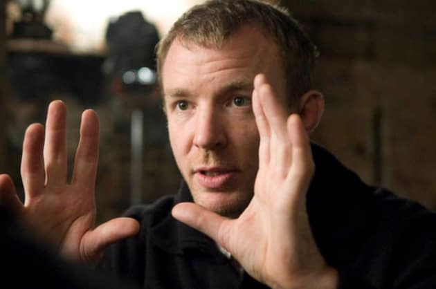 Guy Ritchie Shows His Director Hands