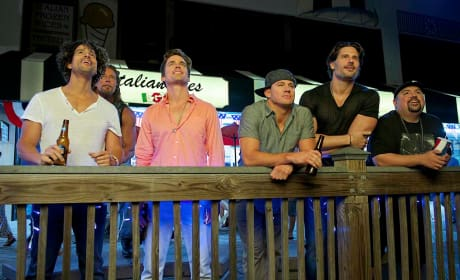 Magic Mike XXL Cast