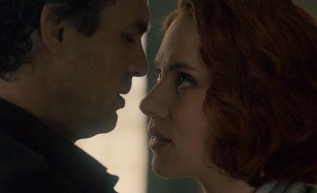 Avengers Age of Ultron Scarlett Johansson Mark Ruffalo