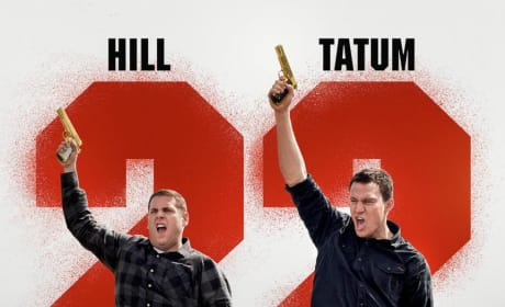 22 Jump Street Poster: They're Not 21 Anymore