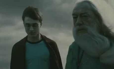 Brand New Harry Potter and the Deathly Hallows Part 2 Trailer: Released!