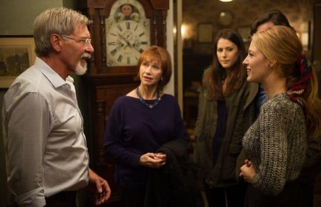 The Age of Adaline Harrison Ford Blake Lively