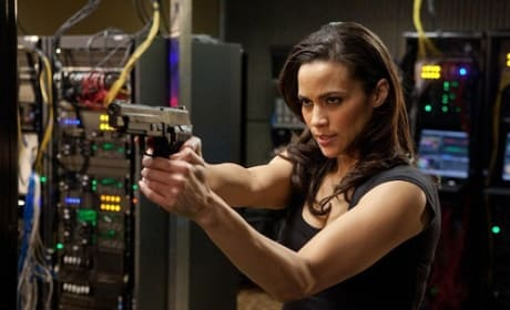 Paula Patton in Mission Impossible: Ghost Protocol