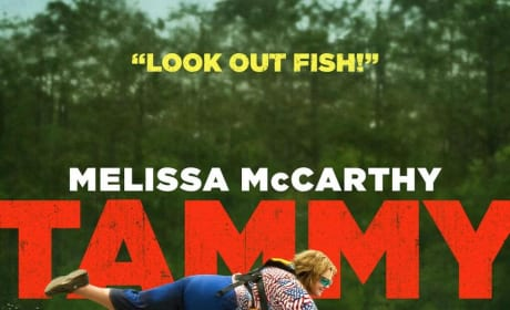 "Tammy Posters: Melissa McCarthy Is ""Coming in Hot"""