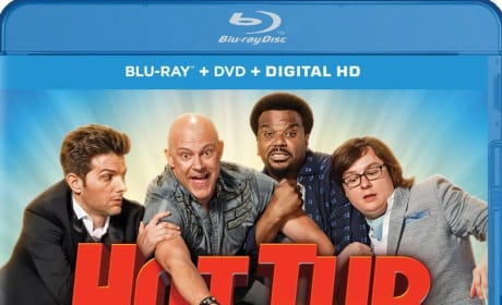 Hot Tub Time Machine 2 DVD Review: Future's So Bright