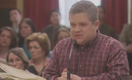 Patton Oswalt's Star Wars Episode VII Fillibuster: Hilariously Geeky Take from Parks and Rec