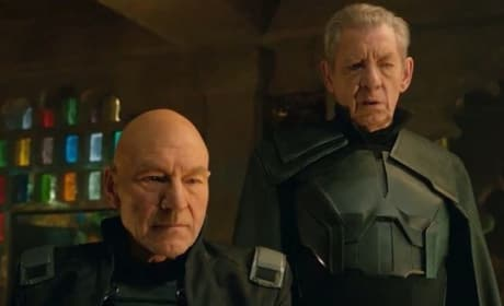 X-Men Days of Future Past Patrick Stewart Ian McKellen