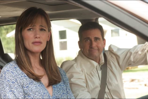 Steve Carell And Jennifer Garner Alexander and the Terrible, Horrible, No Good, Very Bad Day Still Photo